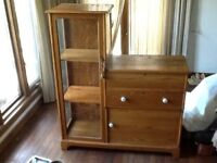 Lovely Canadians display cabinet