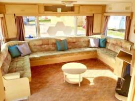 Starter caravan includes 2018 site fees on Seawick & St Osyth holiday park