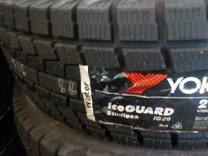 195/60R15 YOKOHAMA ICE GUARD