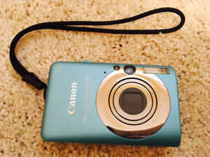 Canon PowerShot ELPH SD1200 10MP (Wonderful condition)
