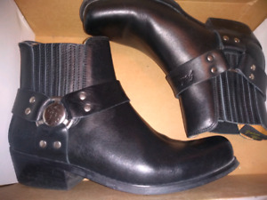 John West Motorcycle Boots