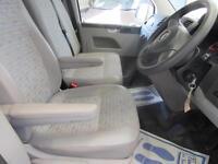 VW VOLKSWAGEN TRANSPORTER VAN 140 BHP T32 T5 2.0 TDI SWB AIR CON FULL VW S/H VGC