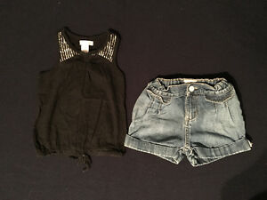 GIRLS SPRING AND SUMMER - SIZE 2