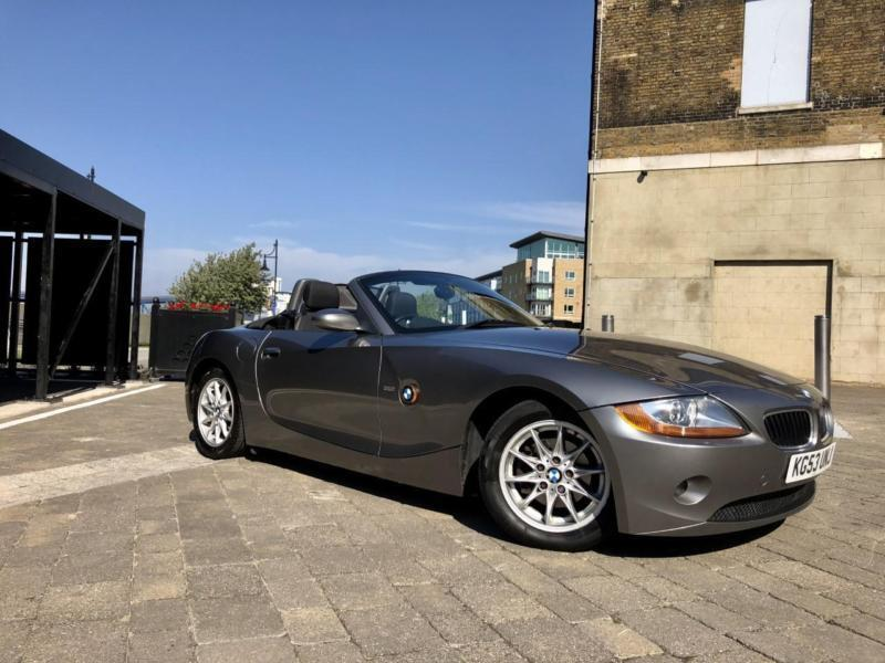 Bmw Z4 Roadster Automatic Convertible No Issues Great Spec Cabriolet