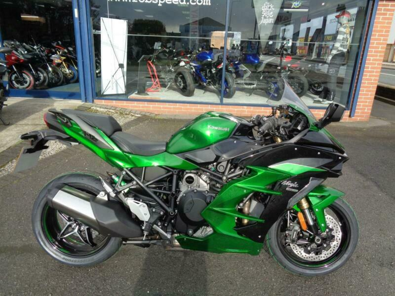 Kawasaki Ninja H2 SX SE, KAWASAKI'S GAME CHANGING SUPERCHARGED SPORTS  TOURER | in Grimsby, Lincolnshire | Gumtree