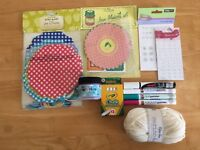 Selection of Art & Craft Supplies