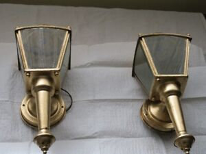 Outdoor  Wall  House  Lamps