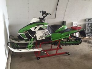 2014 Arctic Cat M9000 Turbo