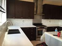 Kitchen Backsplash Tile Installation $200 up to 40sqft
