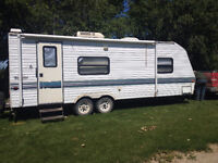 1997 25ft Terry Camper