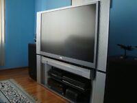 "Toshiba 52"" HD DLP TV"
