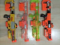 Nerf guns recon collection