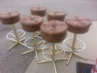 RETRO BAR STOOLS ONE DAY SALE ONLY ! WEDNESDAY DEC.2nd
