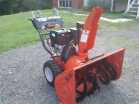 Ariens Professional 36 Snowblower