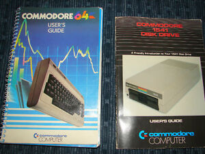 Commodore 64 User Guide / Commodore 1541 Disc Drive User Guide