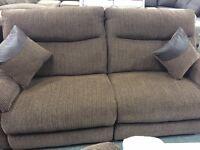 La Z Boy Indiana 3+2 fabric sofa