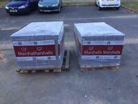 Marshals Argent grey block paving blocks