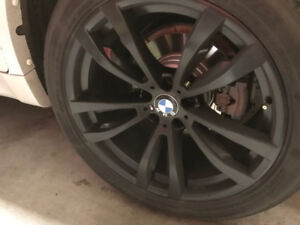 BMW WHEELS FOR SALE OR TRADE