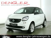 Smart FORFOUR 66KW TWINAMIC*PTS*SHZ*KOMFORT PASSION