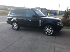 2009 Range Rover Full Size SuperCharger