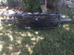 Chev full size grill
