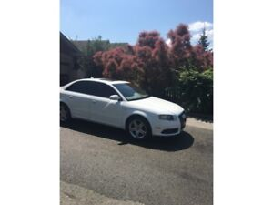 2008 Audi A4 S Line for sale low kms