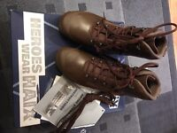 HAIX boots size 7W