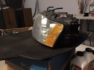 Audi b5 a4 front lights Cambridge Kitchener Area image 3
