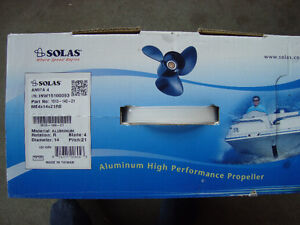 FOR SALE 4 BLADED PROP