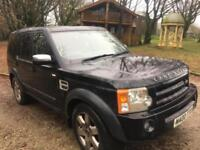 2006 LAND ROVER DISCOVERY 2.7 Td V6 7 seat