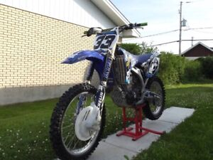YZF 450 F 2008 comme neuf