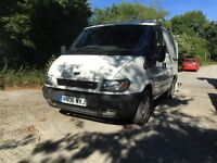 2006 ford transit 280 Swb 2.0tdci 125 hp with a/c 88000 miles
