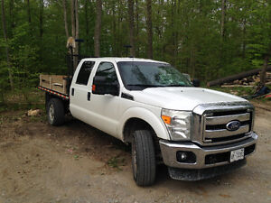 2011 Ford F-350 Chassis Pickup Truck
