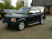 2008 Land Rover Discovery 3 2.7TD V6 Auto HSE (Rear Entertainment !!)