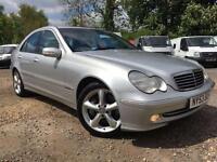 2003 Mercedes-Benz C Class 2.7 C270 CDI Avantgarde SE 4dr