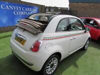 2013 Fiat 500C 1.2 Lounge 2dr