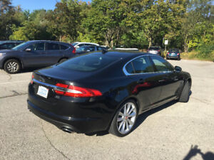 2015 Jaguar XF AWD Sedan