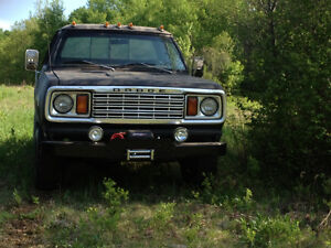 1978 Dodge Powerwagon