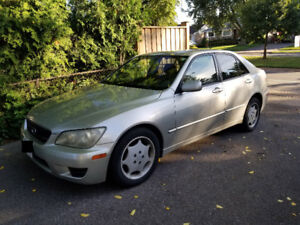 2003 Lexus IS300 - AS IS - MAKE AN OFFER