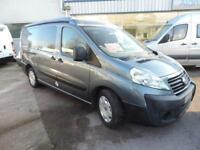 Fiat Scudo Two Berth, Van Conversion MANUAL 2008/08