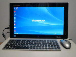 Lenovo 20 All-in-one Touchscreen Computer Desktop Tablet Office