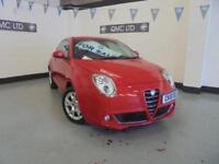 2010 Alfa Romeo Mito 1.4 16v Lusso 3dr