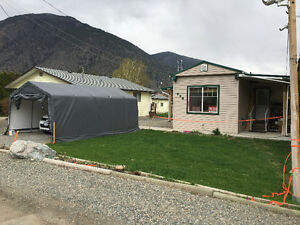 Affordable family home in Beautiful Keremeos B.C.