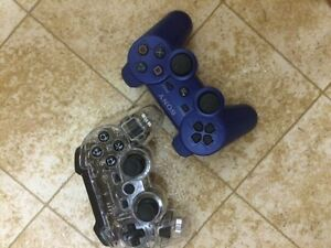PS3 with games and water speakers  Strathcona County Edmonton Area image 4