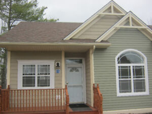 Sept or Oct - 2 bdrm townhouse Adult community dog friendly