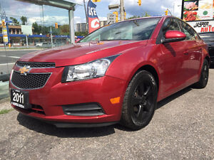 2011 Chevrolet Cruze LT ** CHECK THIS BEAUTY **