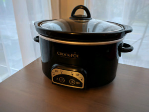 4-quart Crock Pot