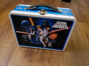 Star Wars Metal Lunchbox - Sweet Collectible