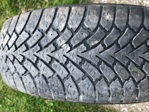"""16"""" Goodyear Winter Tires And Rims"""