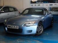 Honda S2000 2.0 Roadster 2dr Convertible FREE 12 MONTHS WARRANTY FULL SERVICE HI